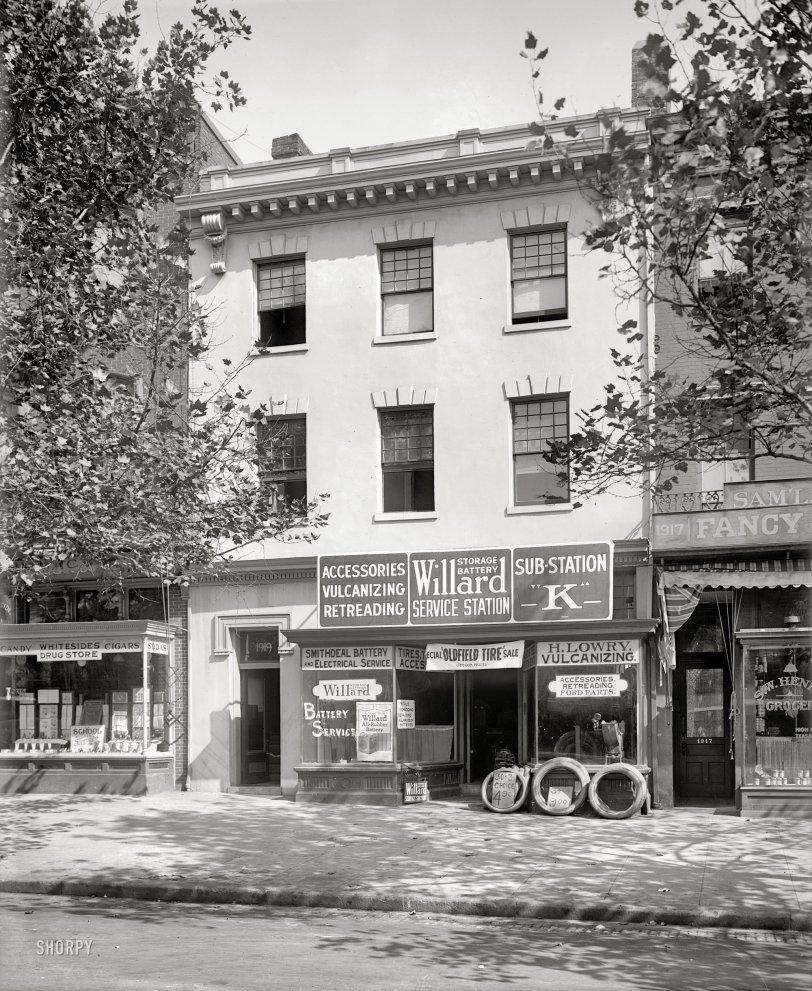 Substation K: 1921