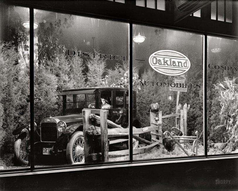Night Rider: 1921