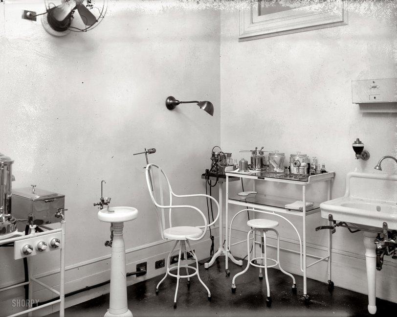 Sick Bay: 1921