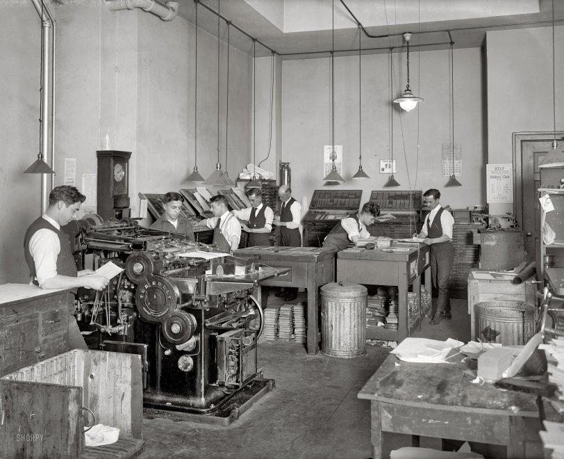 Union Shop: 1922