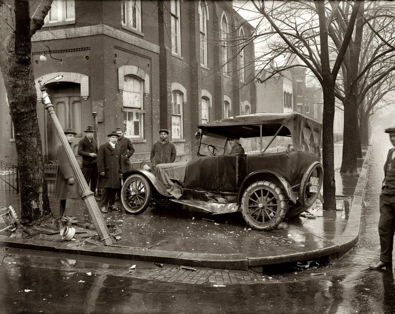 Slippery When Wet: 1921