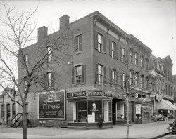 The Auto Zone: 1921