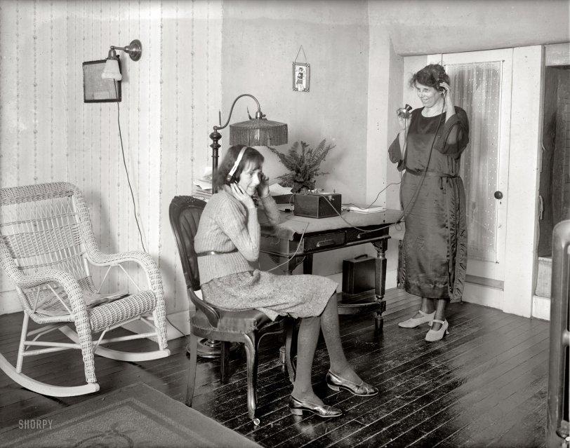 Gadgeteers: 1922
