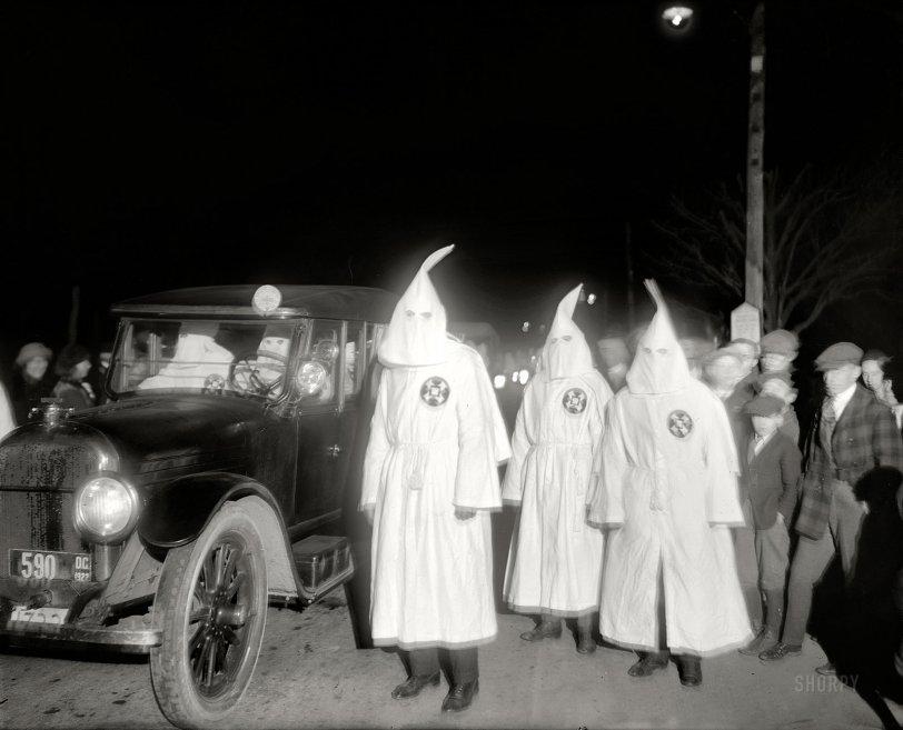 The Klan: 1922