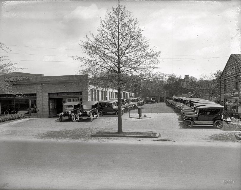 Chevrolet City: 1922