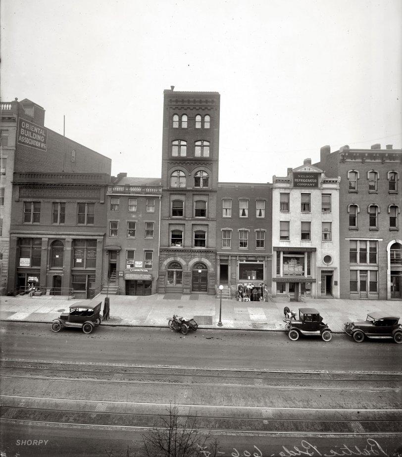 Street View: 1921
