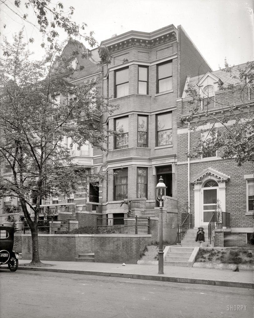 California Street: 1922