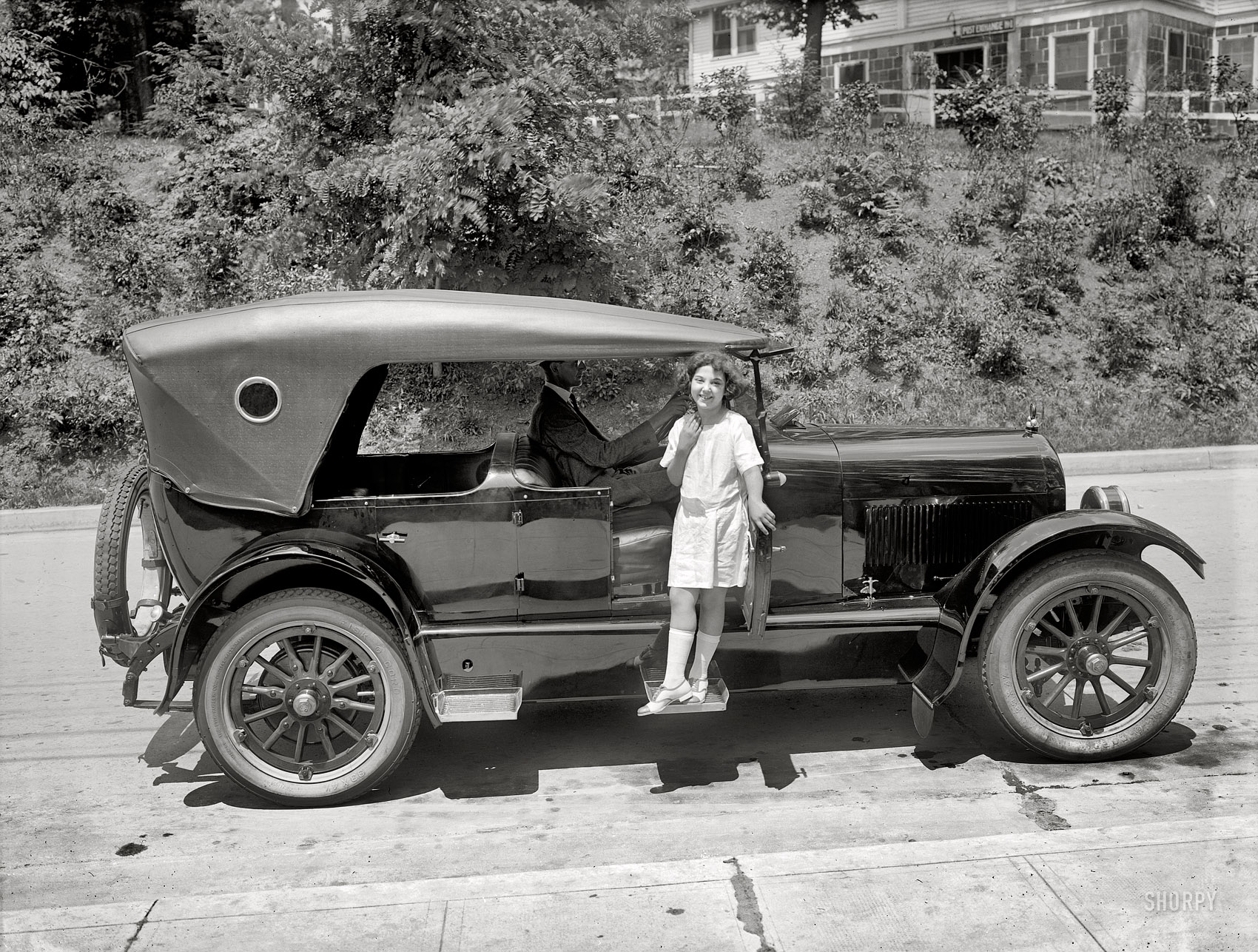 1922 Child Star with her stylish car - What is it? - Antique ...
