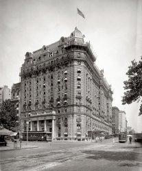 The Willard: 1922