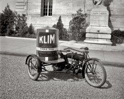 Klim to Go: 1921