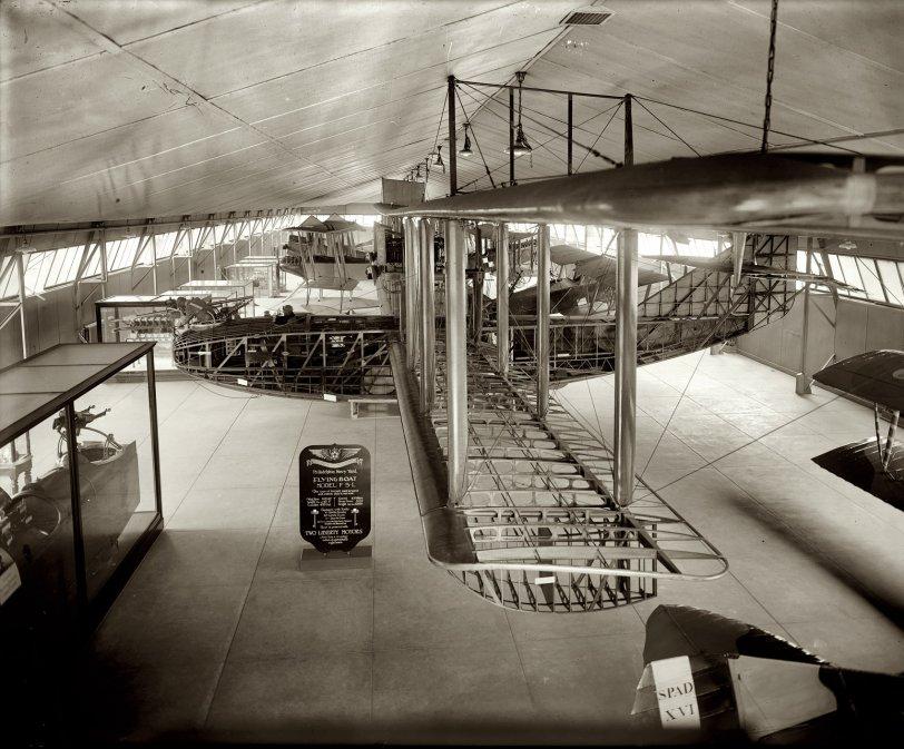 F5L Flying Boat: 1921