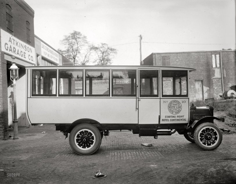 White Line: 1924