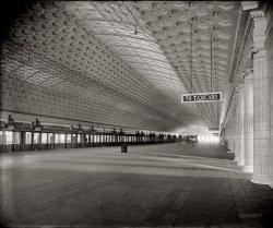 Union Station: 1921