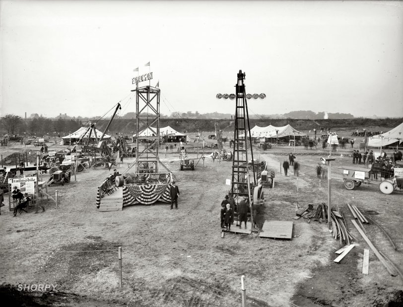 Tractor Fair: 1922