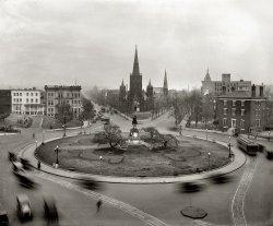 Washington Merry-Go-Round: 1921