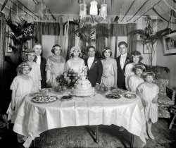 Italian Wedding: 1921