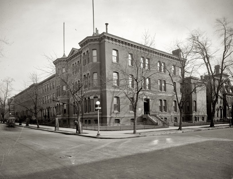 Scottish Rite Cathedral: 1920