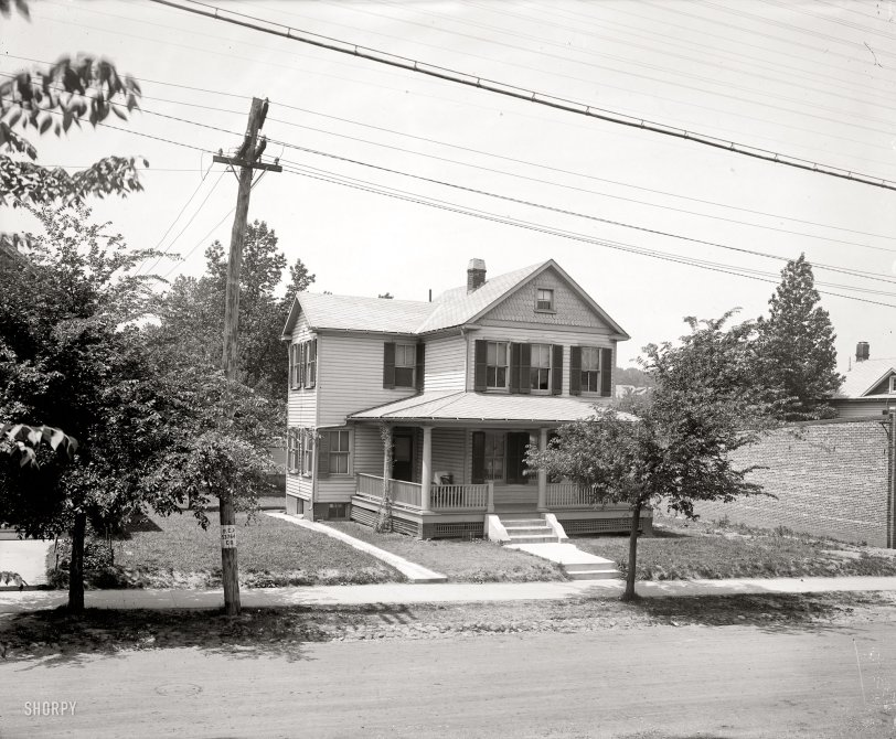 On the Street Where You Live: 1923