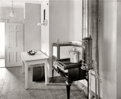 All the Conveniences: 1920