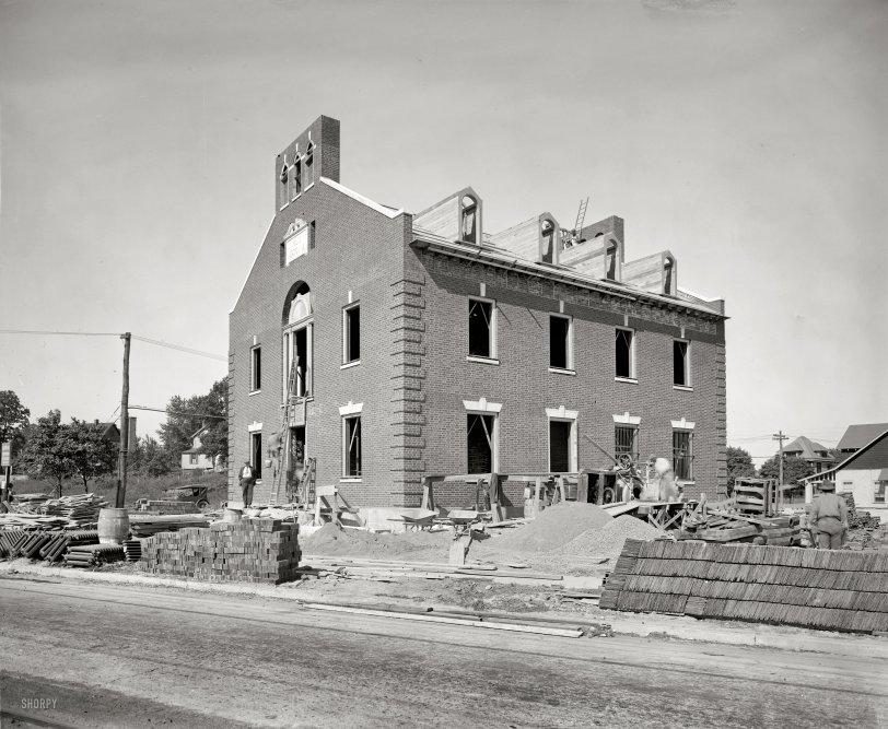 12th Precinct: 1923
