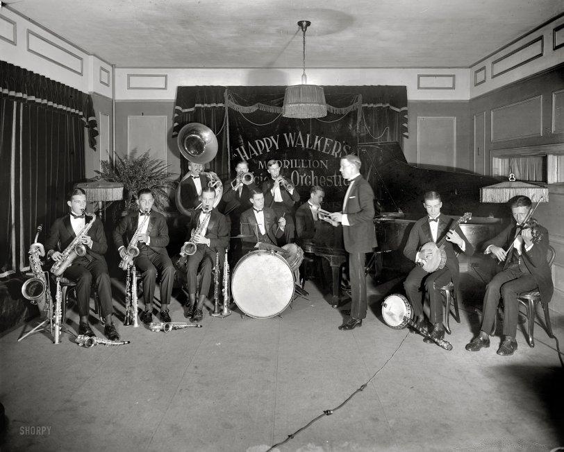 Society Orchestra: 1923