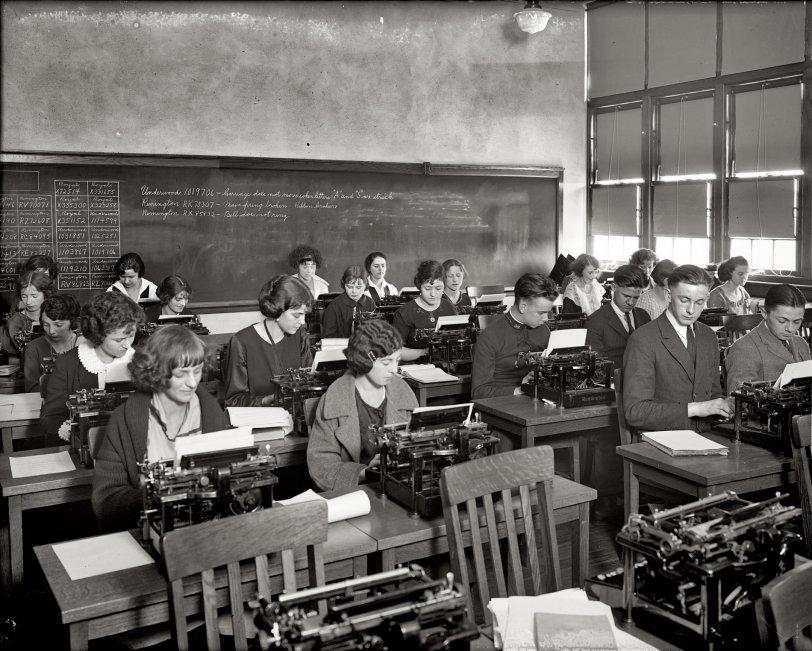 Clackers: 1923