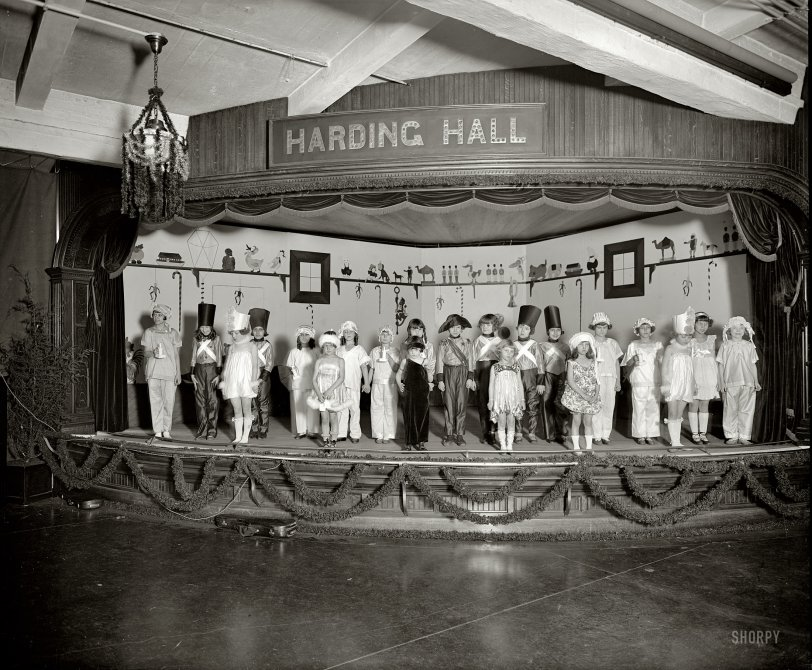 Our Christmas Play: 1923