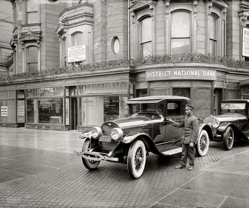 Drive-By Banking: 1924