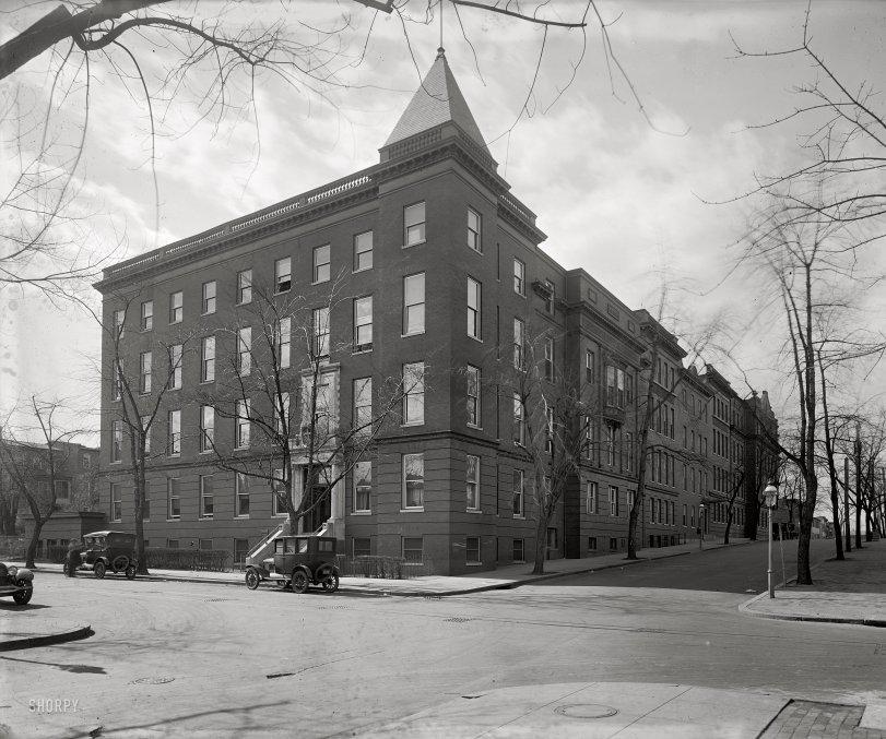 The Hospital: 1924