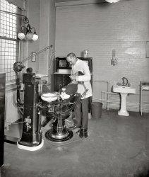 House Dentist: 1924
