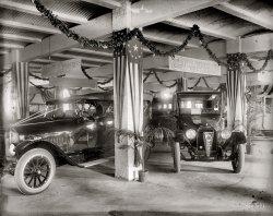 The Auto Show: 1917