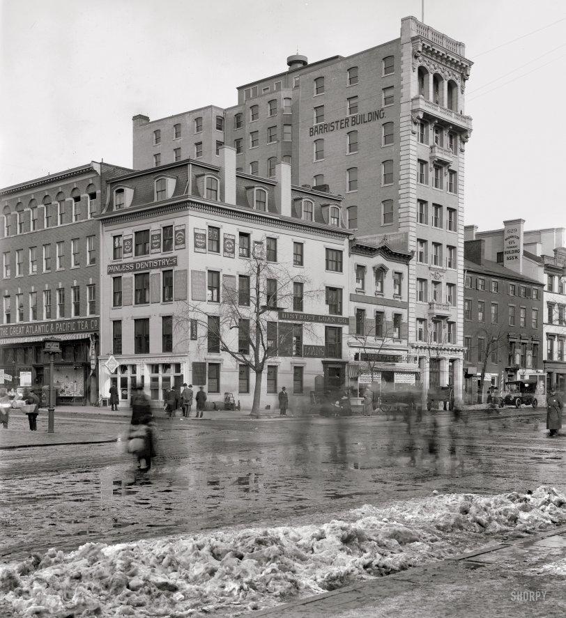 Slush Hour: 1916