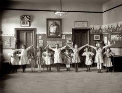 Dance Class: 1919