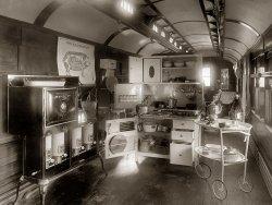 Meat Train: 1918