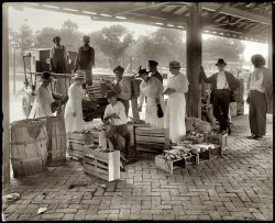 Potatoes, Corn, Apples: 1917