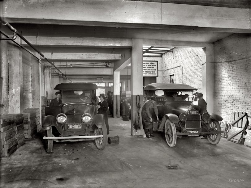 Zip It Garage: 1919
