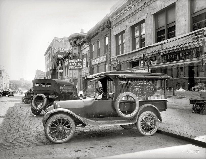 The Shop Unique: 1919