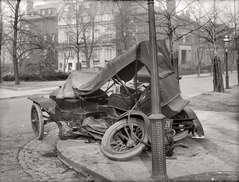 Crumple Zone: 1917