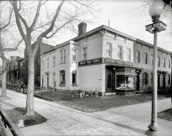 The Corner Store: 1932