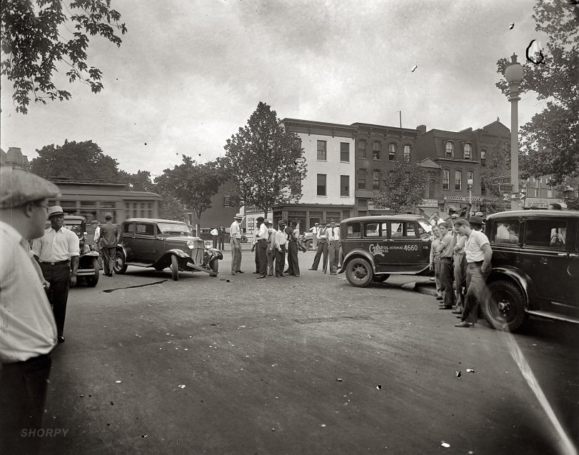 Fourteenth and Q: 1932