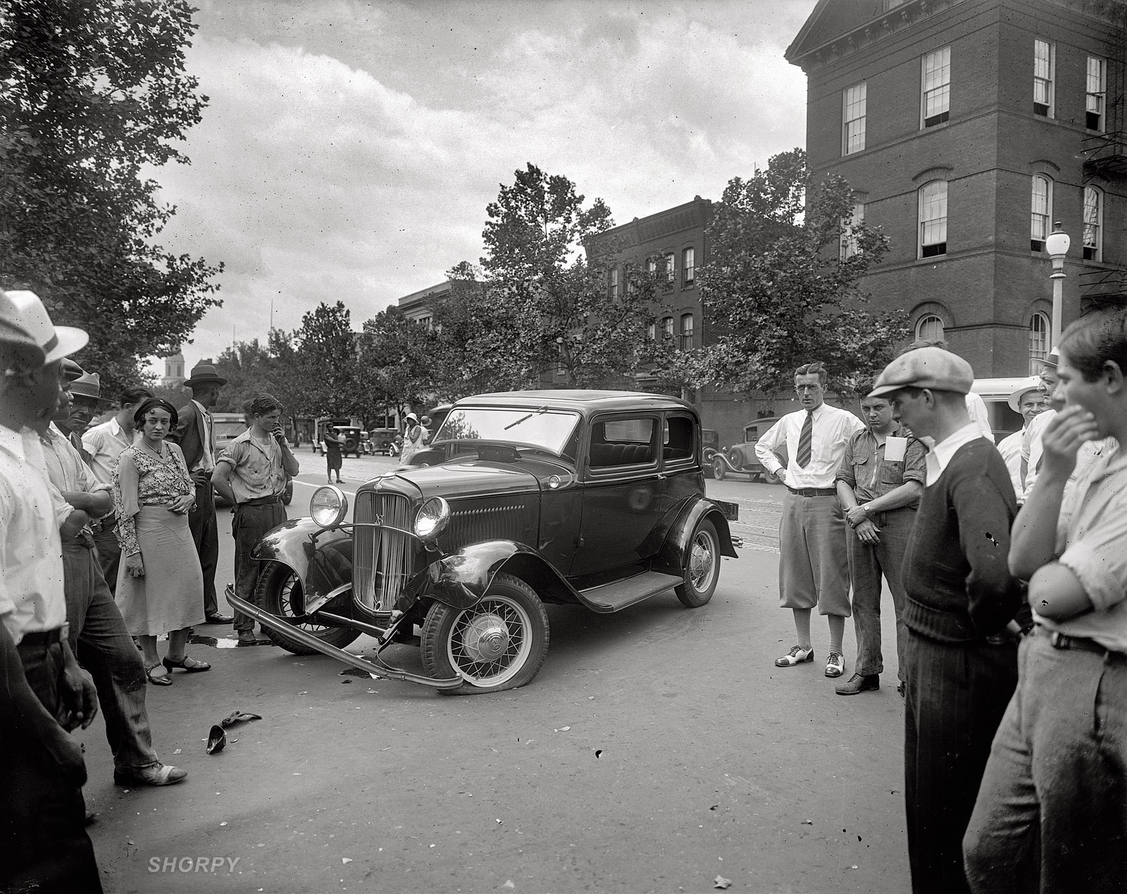 Accident Reconstruction: 1932