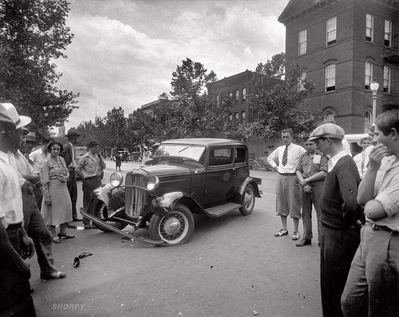 Accident Reconstruction: 1932