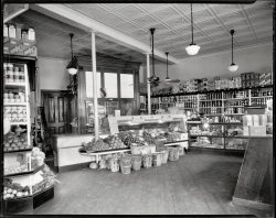 District Grocery Store: 1935