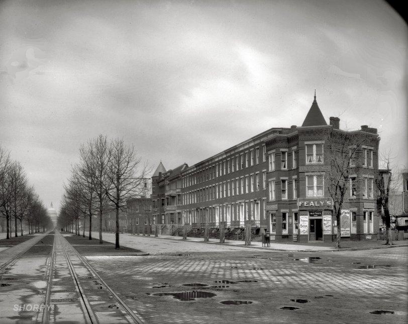 Fealy's Corner: 1920