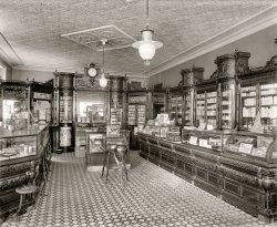 Weller's Pharmacy: 1915