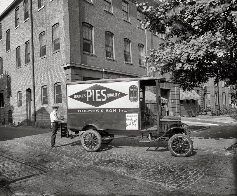 Pie Patrol: 1920