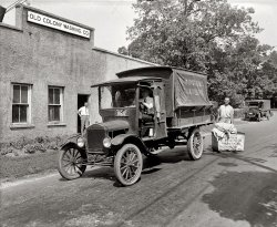 Dirty Laundry: 1924