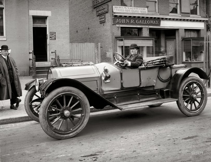 Riding High: 1910s