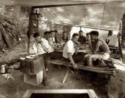 Summer Camp: 1914