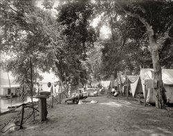 Klassy Kamp: 1914